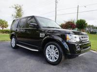 This 2015 Land Rover LR4 is featured in