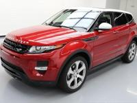 2015 Land Rover Evoque with 2.0L Turbocharged I4