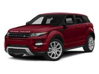 PREMIUM & KEY FEATURES ON THIS 2015 Land Rover Range