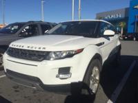 Range Rover Evoque Pure, 4D Sport Utility, 2.0L I4,