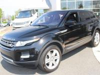 RANGE ROVER EVOQUE *PURE PLUS* EQUIPPED WITH