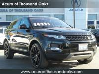 Options:  2015 Land Rover Range Rover Evoque Pure