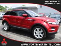 2015 Land Rover Range Rover Evoque Pure in Firenze Red