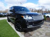 APPROVED CERTIFIED 1-owner trade-in 2015 Land Rover