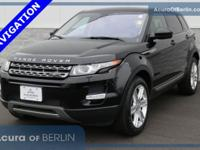 2015 Land Rover Range Rover Evoque Pure Black New