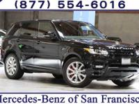 CarFax One Owner - 2015 Land Rover Range Rover Sport