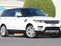 This 2015 Land Rover Range Rover Sport HSE is offered