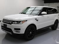 2015 Land Rover Range Rover Sport with 3.0L V6