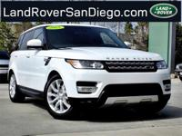 Land Rover Certified Warranty to 1/2021 or 100,000