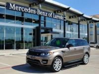 This 2015 Land Rover Range Rover Sport Supercharged is