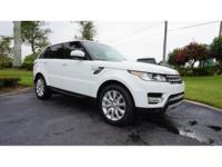 This 2015 Land Rover Range Rover Sport is featured in