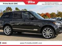 2015 Land Rover Range Rover 5.0L V8 Supercharged 510-HP