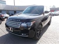HERE IS A STUNNING 2015 LAND ROVER RANGE ROVER