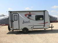2015 Launch 16RB 2015 Launch 16RB Travel Trailer Travel