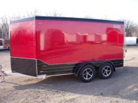 (989) 607-4841 ext.615 7' x 15' Enclosed Aluminum Cargo