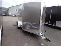 (989) 607-4841 ext.468 6' x 15' Enclosed Aluminum