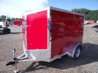 (989) 607-4841 ext.25 5' x 9' Enclosed All Aluminum