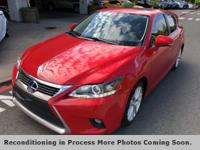 **LEXUS FACTORY CERTIFIED**, **HAS SERVICE RECORDS**,