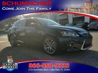 Options:  2015 Lexus Ct 200H Navigation| |Driver/Front