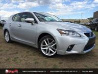 ***LEXUS CERITFIED*** and 2015 Lexus CT 200h. 1.8L