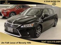 Options:  2015 Lexus Ct