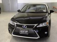 LOW MILES-ONE OWNER!!  Hybrid! Go Green! Why pay more