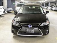 NAVIGATION-ONE OWNER!!  WOW! HYBRID! In a class by