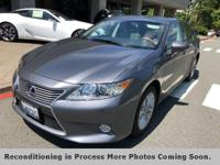 **LEXUS FACTORY CERTIFIED**, **BOUGHT HERE SERVICED