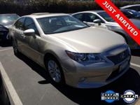 2015 Lexus ES 300h LUXURY Satin Cashmere Metallic