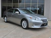 *Lexus Certified*, *Sold and Serviced Here*, *CARFAX