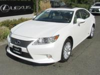 PREMIUM PACKAGE Includes Lexus Memory System, Bamboo