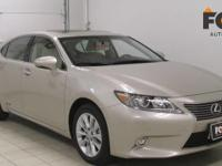 This 2015 Lexus ES 300h Hybrid is offered to you for
