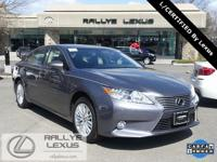 LEXUS CERTIFIED, Bluetooth, Hands-Free, USB / AUX