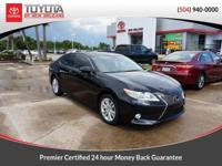 New Price! CARFAX One-Owner. Clean CARFAX. Black 2015