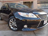 This Lexus ES 350 is ready to roll today and is the