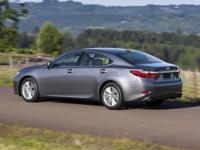 2015 Lexus ES 350. Are you READY for a Lexus?! Call
