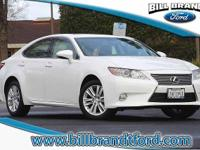Options:  2015 Lexus Es 350 4D Sedan|8 Speakers|Am/Fm
