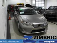 Options:  2015 Lexus Es 350 4Dr Sdn|4-Wheel Abs|4-Wheel