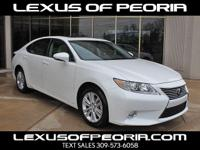 Options:  2015 Lexus Es 350 Base|Carfax One-Owner.