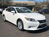 Options:  2015 Lexus Es 350|/Parchment|V6 3.5 L