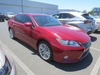DRIVE FOREVER!! THIS LEXUS ES 350 COMES WITH A LIFETIME