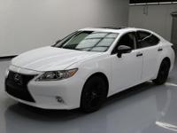 2015 Lexus ES 350 with Crafted Line,3.5L V6
