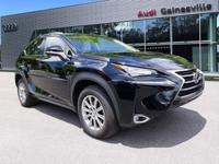 2015 Lexus NX CARFAX One-Owner. Clean CARFAX. Priced