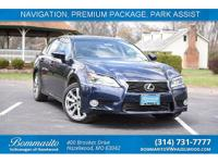 One-Owner with a clean Carfax. This Mica 2015 Lexus GS