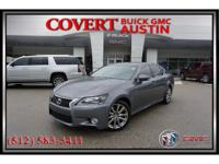 2015 Lexus GS 350 is a excellent *ONE OWNER*! This