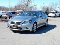 2015 Certified Lexus GS 350 AWD with Navigation and