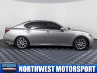One Owner Sedan with Navigation!  Options:  Rear
