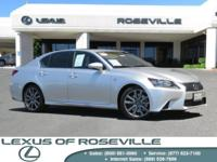 L CERTIFIED BY LEXUS| MOONROOF|Navigation|F Sport Pkg,