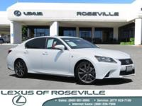 L CERTIFIED BY LEXUS| MOONROOF|Navigation|F SPORT Pkg!,