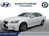 2015 Lexus GS 350   **10 YEAR 150,000 MILE LIMITED